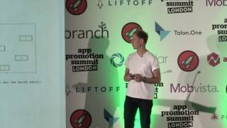 More at http://apppromotionsummit.comAdam Turowski, head of user acquisition at Peak Labs spoke at App Promotion Summit London on the topic of 'How To Win With Facebook App Install Ads In 2017'