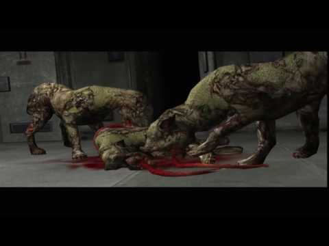 Silent Hill 4: The Room [Part 2] Meet Cynthia ; Subway Vampire Dogs & Murder