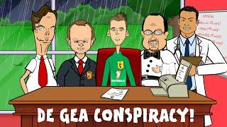 Video David De Gea Transfer -CONSPIRACY THEORY! (Man Utd Paperwork Real Madrid Funny Cartoon) MP3, 3GP, MP4, WEBM, AVI, FLV Maret 2019