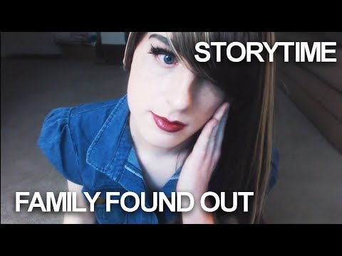 MY FAMILY DISCOVERED MY CROSS-DRESSING | storytime