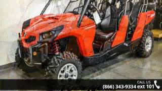 8. 2017 Can-Am Commander MAX DPS 800R  - RideNow Powersports...