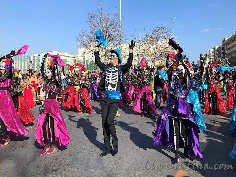 Gran Cabalgata de Carrozas y Disfraces Isla Cristina 2019
