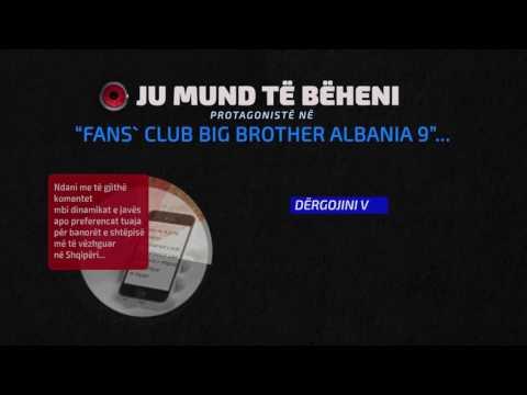 Promo, Fans` Club Big Brother 9