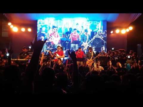 ভালোবাসা মেঘ (Bhalobasha Megh) - ShironamhiN (শিরোনামহীন) (Live at BUET) [14-07-2017]