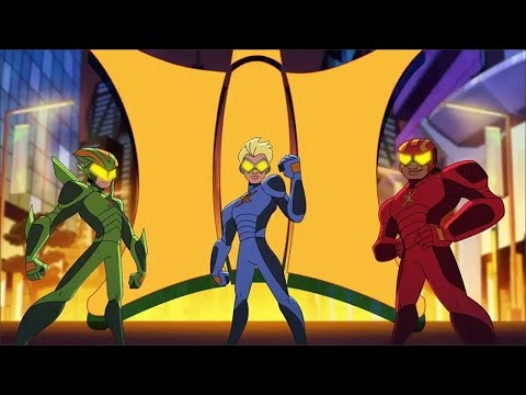 Stretch Armstrong and the Flex Fighters: Trailer #1 (видео)