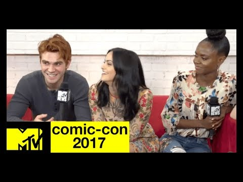 'Riverdale' Cast on the Success of the Show | Comic-Con 2017 | MTV