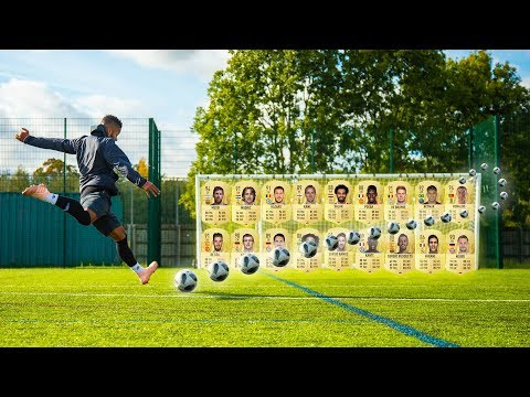 EXTREME FIFA 19 WORLD XI ULTIMATE TEAM BATTLE | BILLY VS JEZZA