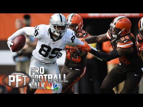 Video: Raiders got great value in Amari Cooper trade I Pro Football Talk I NBC Sports