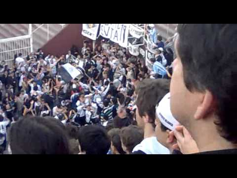All Boys-Lanus...La Peste Blanca entrando...-Parte 1 - La Peste Blanca - All Boys