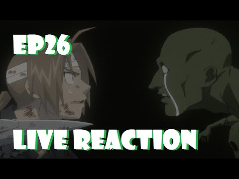 Fullmetal Alchemist: Brotherhood Live Reaction Episode 26 - Alphonse!