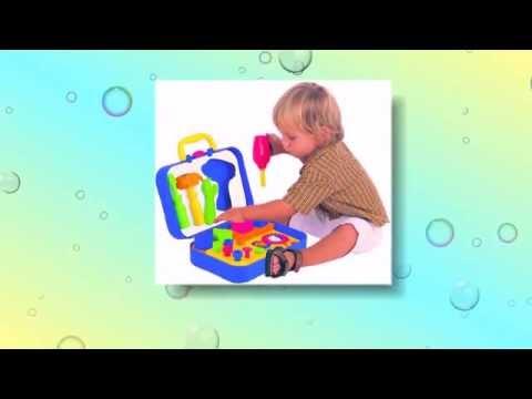 Развивающие игрушки детям от года