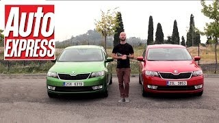 Skoda Rapid Spaceback review - Auto Express