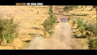 EN - Legend - 2001, Senegal (Africa)