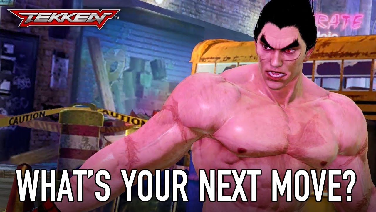 'Tekken Mobile' Soft Launches in Canada, Global Pre-Registrations Now Live