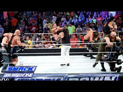 10-Man Tag Team Match%3A SmackDown%2C Sept. 5%2C 2014