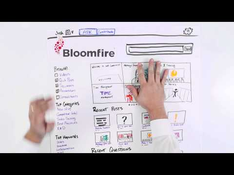 Video of Bloomfire