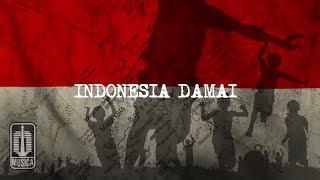 Video Musica All Star - Indonesia Damai [Official Lyric Video] MP3, 3GP, MP4, WEBM, AVI, FLV Mei 2019