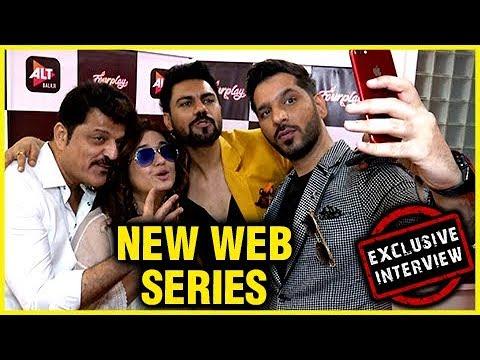 Gaurav Chopra, Rajesh Khattar FOURPLAY Starcast Ex