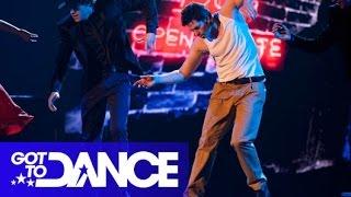 Adam Garcia Performs | Got To Dance Series 3