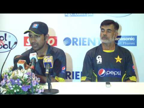 Day 1 - Sri Lanka vs Pakistan, 3rd Test, Pallekele, 2012 (Highlights)