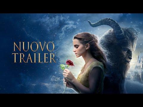 la bella e la bestia - nuovo trailer italiano ufficiale