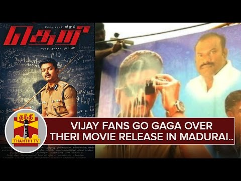 Vijay-Fans-go-gaga-over-Theri-Movie-Release-in-Madurai-Thanthi-TV