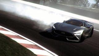 INFINITI CONCEPT Vision Gran Turismo: Unveiled