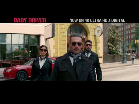 "BABY DRIVER: Now On 4K Ultra HD & Blu-ray! ""Mozart"" TV Spot"