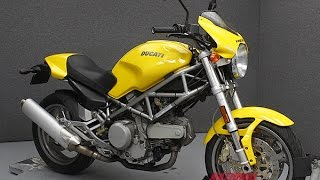8. 2003  DUCATI  MONSTER 620  - National Powersports Distributors
