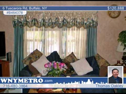 6 Tuscarora Rd  Buffalo, NY Homes for Sale | wnymetro.com