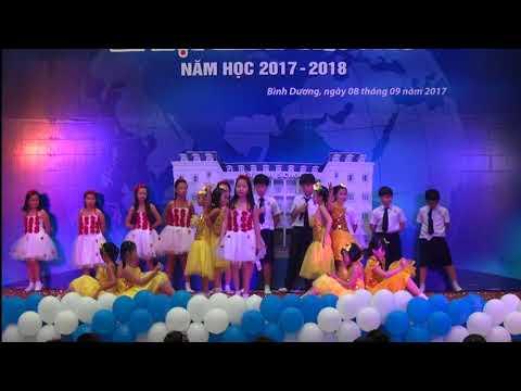 """Lễ hội Khai Trường Năm học 2017-2018 """"Thầy Cô là tất cả"""""""