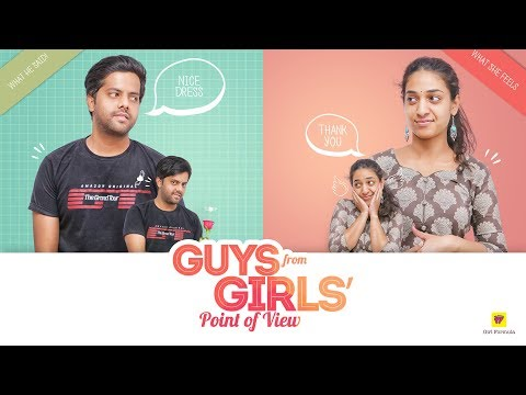 Guys From Girls Point Of View | Girl Formula | Chai Bisket