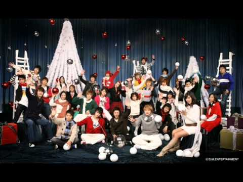 Santa U Are The One - Warmest Gift by SMTown Winter Album Super Junior - Santa U are The One DONT RE-UPLOAD.
