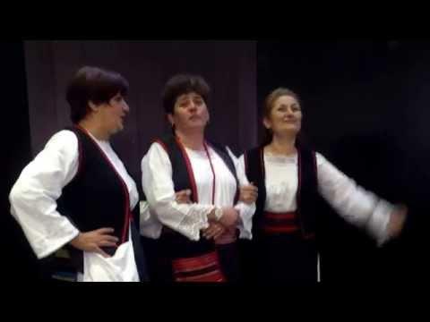 Poručuje Mara Miloradu - pjeva ženska grupa Zavičajnog udruženja Banijaca iz Beograda