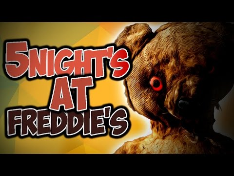 What - Five Nights At Freddy's Download: http://bit.ly/1oVNuz7 Get awesome games for half the price, check out: http://www.g2a.com/PewDiePie Check out our Website! ▻ http://www.pewdiepie.net Click...
