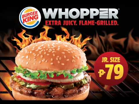 Burger King Whopper Radio Commercial