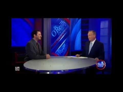 Here Come the Clowns - Bill O'Reilly v David Silverman