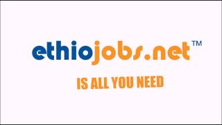 Ethiojobs, The Number One Jobsite