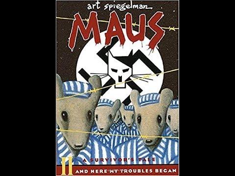 - A narração do indizível (I): memória, ficção e representação em Maus (Art Spiegelman) -