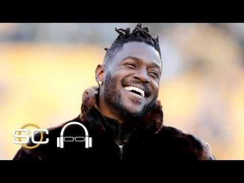 Steelers need to shop Antonio Brown – Ryan Clark   SportsCenter with SVP