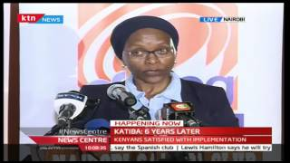 KTN News Centre: Here is the long rugged journey of Kenya's new Constitution