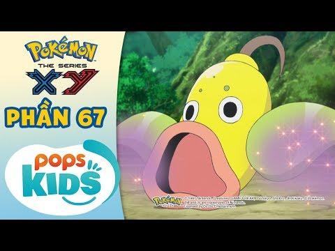 Tổng Hợp Hành Trình Thu Phục Pokémon Của Satoshi - Hoạt Hình Pokémon Tiếng Việt S18 XY - Phần 67 - Thời lượng: 1:03:19.