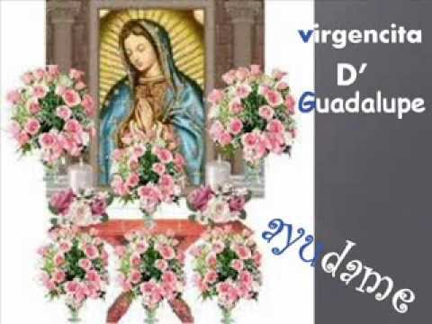 virgencita de Guadalupe oracion para casos dificiles y desesperados