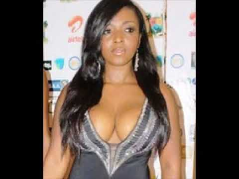 Sperm Brightens Teeth    Actress Yvonne Okoro