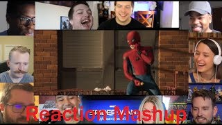 Video Spider Man  Homecoming Trailer 3 REACTION MASHUP MP3, 3GP, MP4, WEBM, AVI, FLV Juni 2017