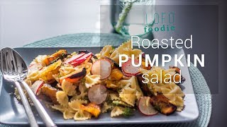 LOW FODMAP ROAST PUMPKIN SALAD