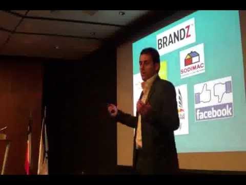 Gino Mosso 1er Seminario de Publicidad y Marketing Digital