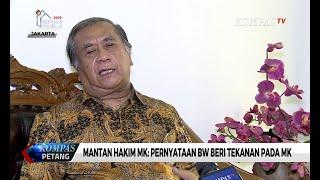 Video Mantan Hakim MK: Pernyataan Bambang Widjojanto Beri Tekanan Pada MK MP3, 3GP, MP4, WEBM, AVI, FLV Juni 2019