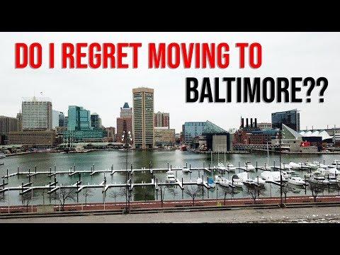 Do I REGRET Moving to Baltimore??