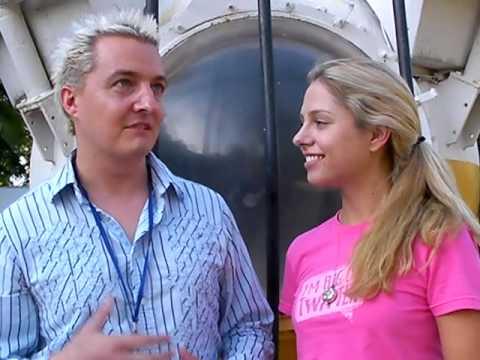 Sarah Austin - POP17 - Tech-World Celebrities Interviews - POP 17